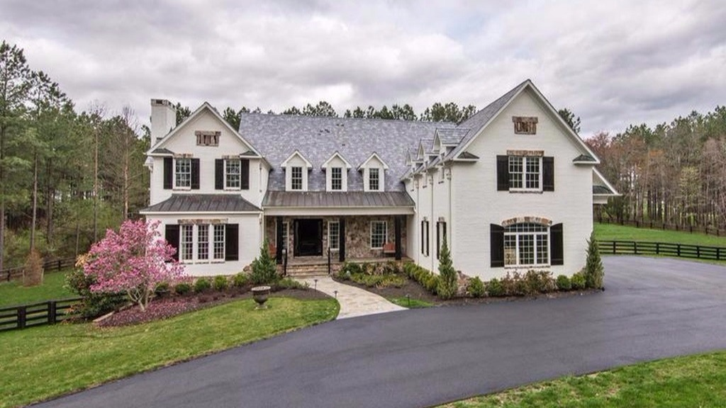 RGIII's Va. mansion is now for sale