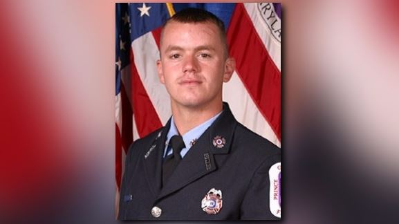 Maryland Firefighter Shot & Killed, Another Injured