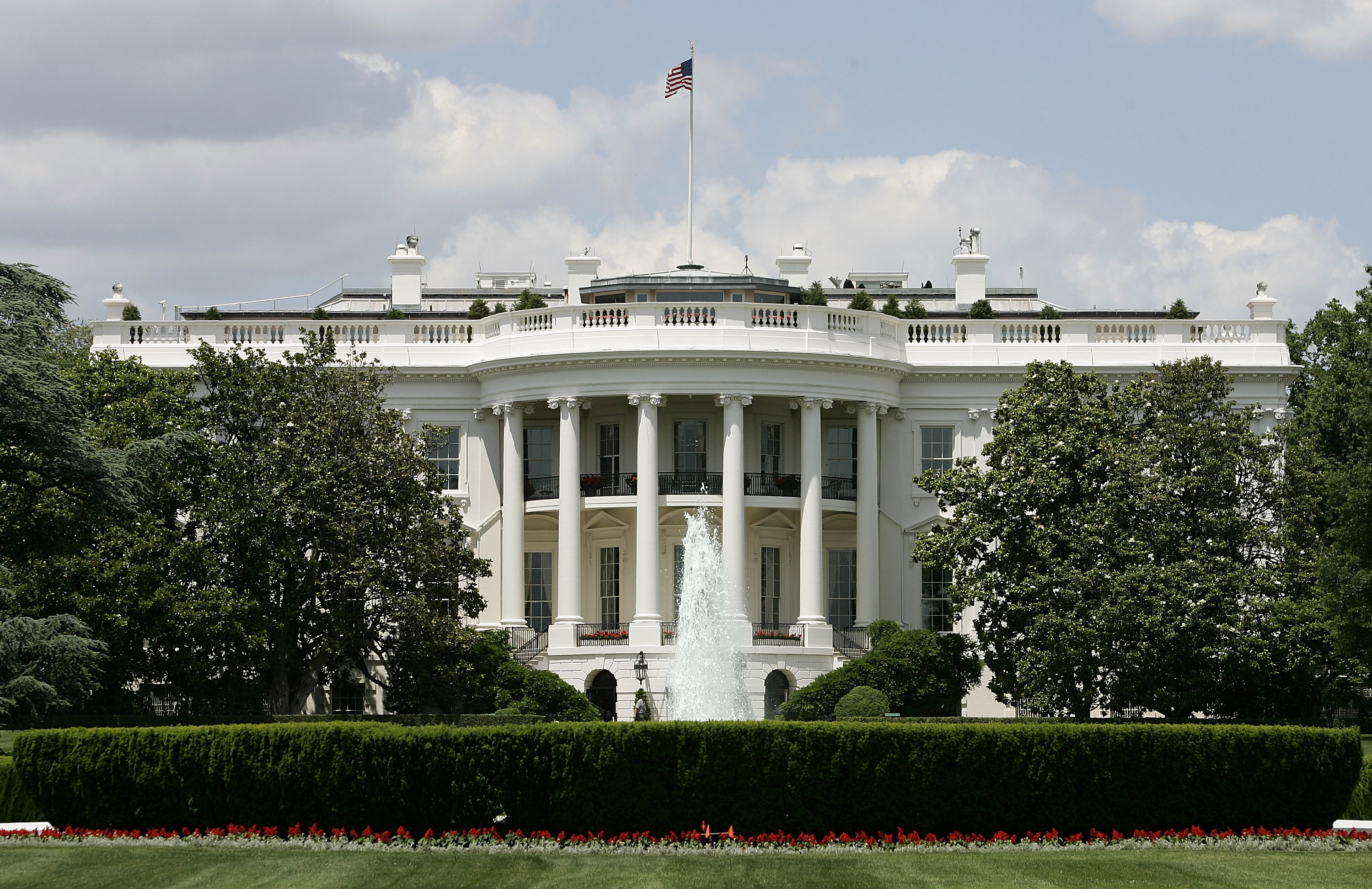 White House on lockdown after reported shooting