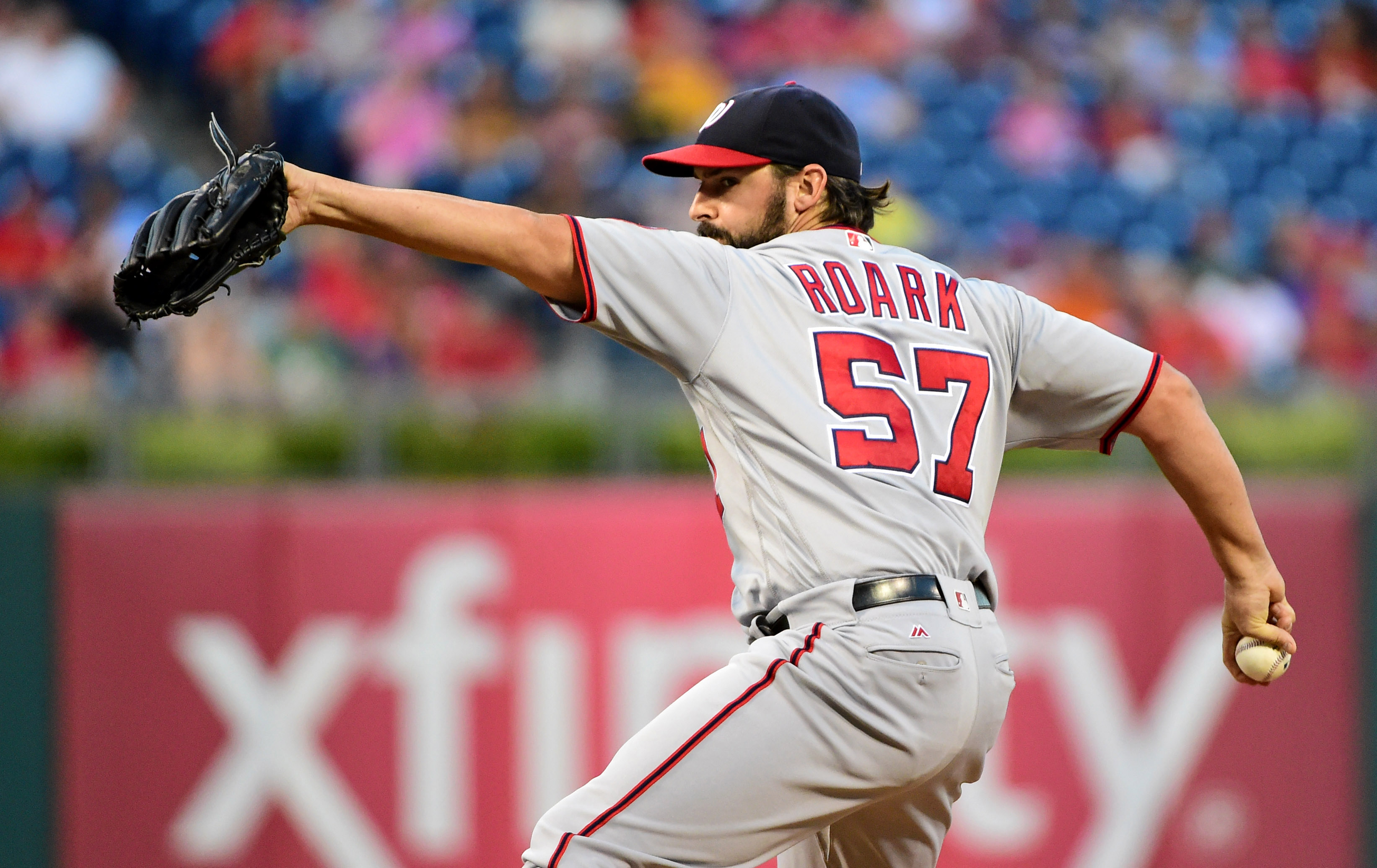 roark single personals Personals pets/animals real  washington nationals starting pitcher tanner roark works in the first inning of a baseball  allowing it to drop for a gift single.