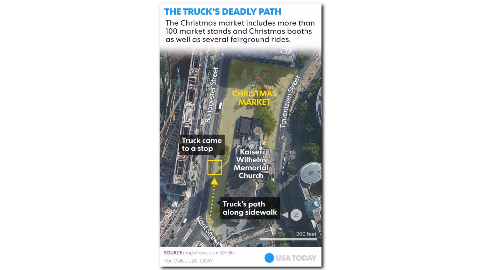 wbir.com | ISIS claims responsibility for Berlin truck attack