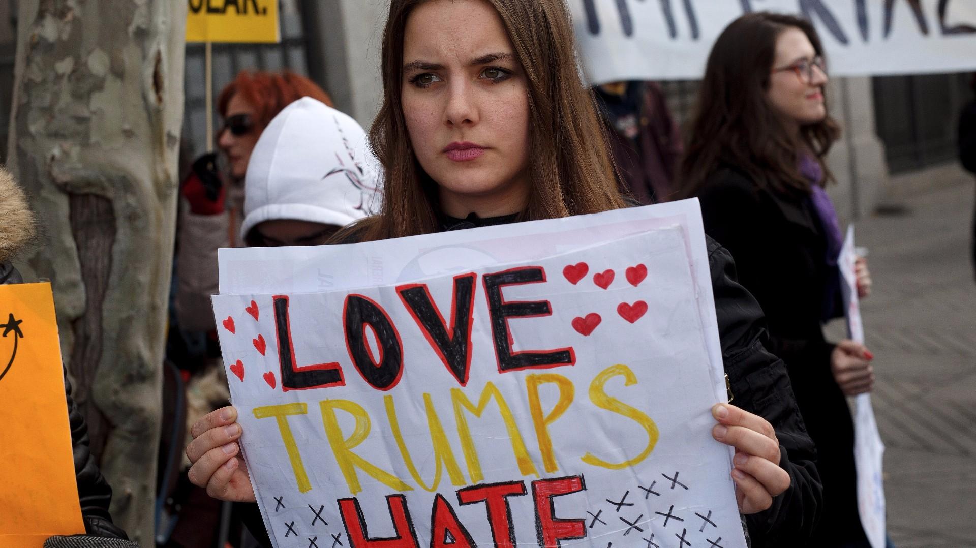 PHOTOS: Women's marches around the world
