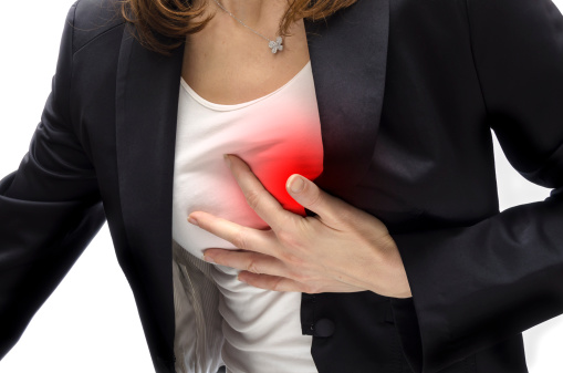 5 things you need to know about women and heart disease