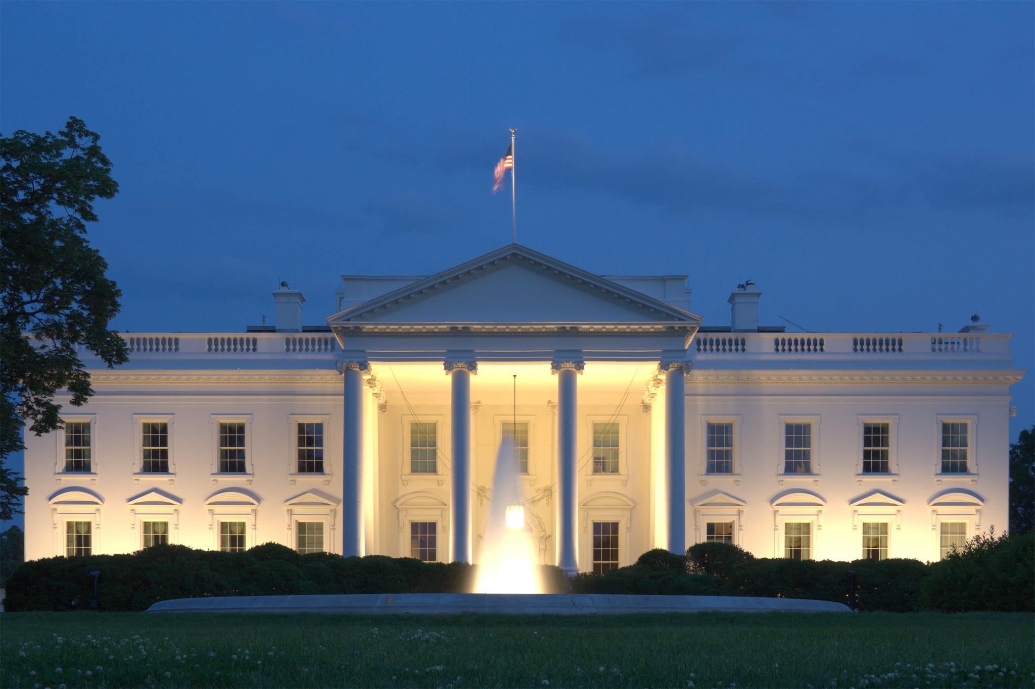 White house apron - White House Apron 62