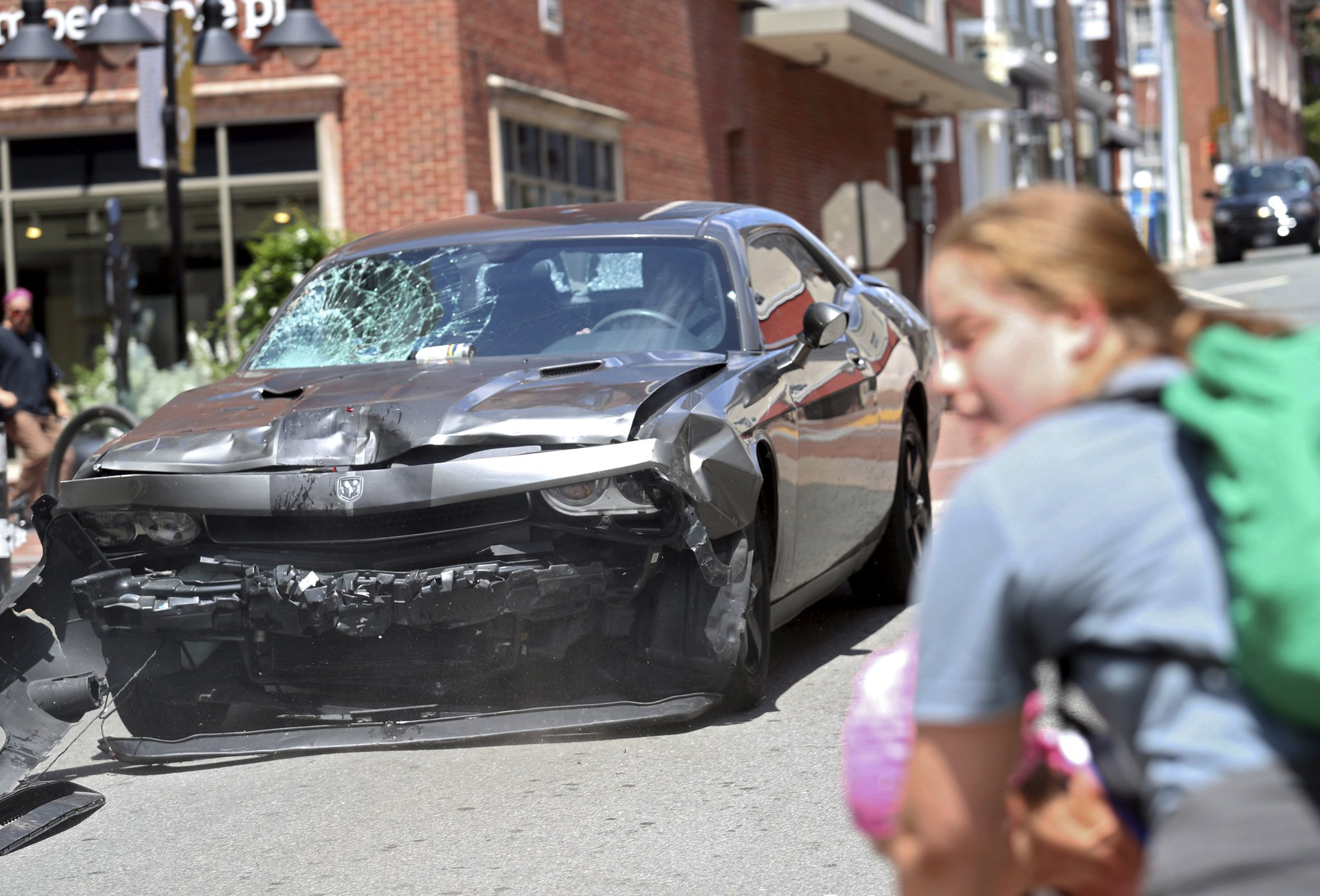 FBI special agent: Charlottesville suspect won't face terror charge