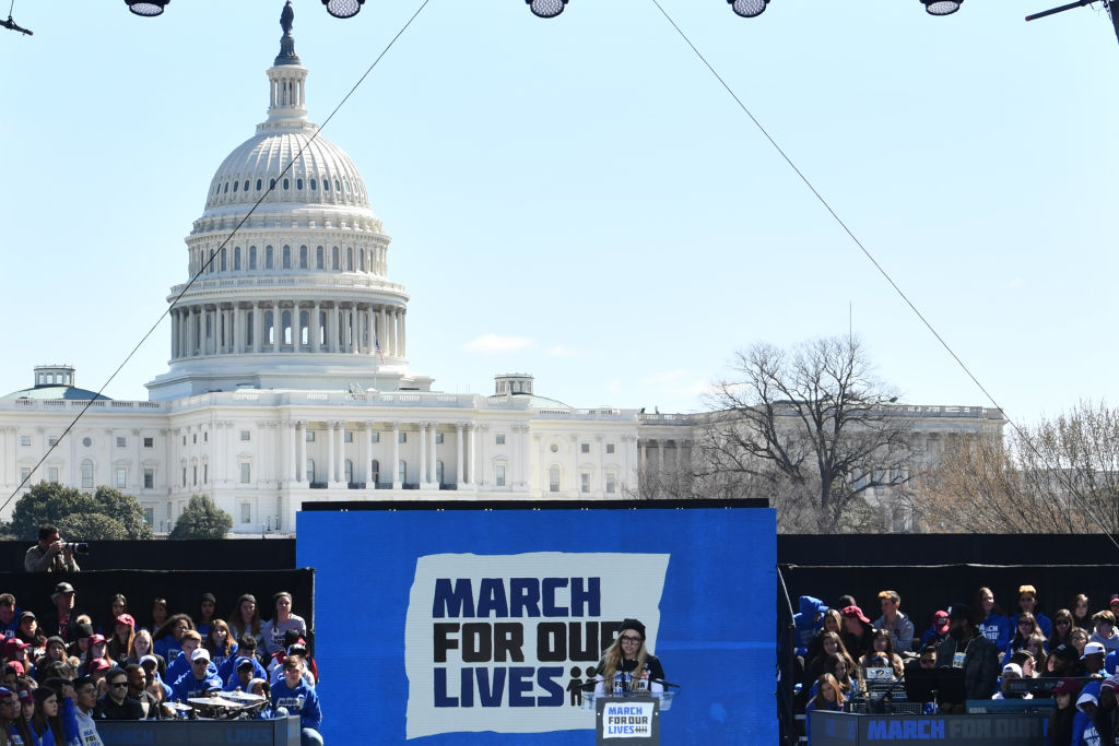 Students to push for gun control at US Capitol